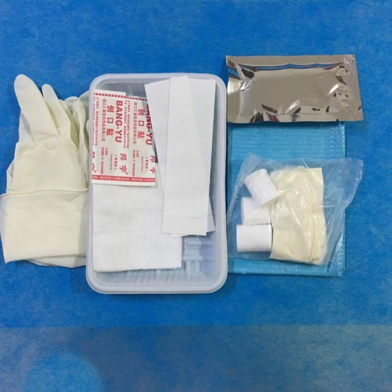 一次性使用血液透析敷料包